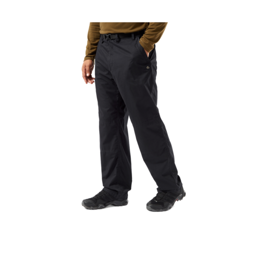 Craghoppers Men's Kiwi Classic Trousers – Long – Dark Navy