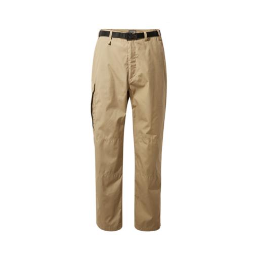 Craghoppers Men's Kiwi Classic Trousers – Long – Raffia
