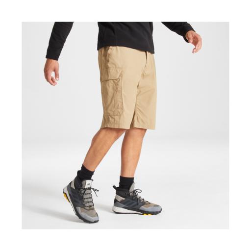 Craghoppers Men's Kiwi Long Shorts – Raffia