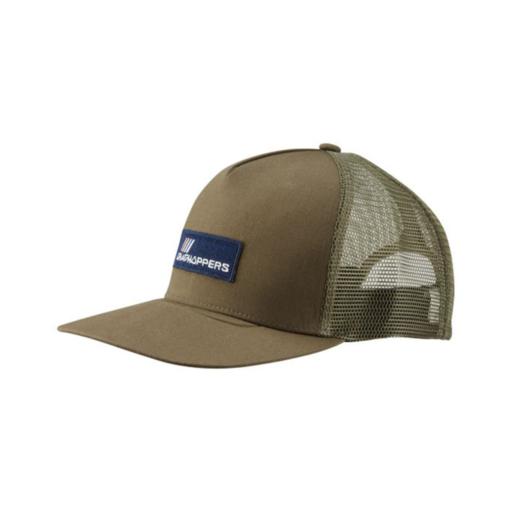 Craghoppers Men's Kiwi Trucker Cap – Dark Moss