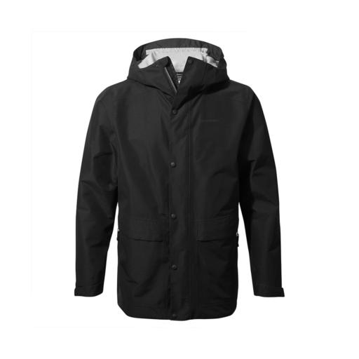 Craghoppers Men's Talo Gore-Tex Jacket – Black