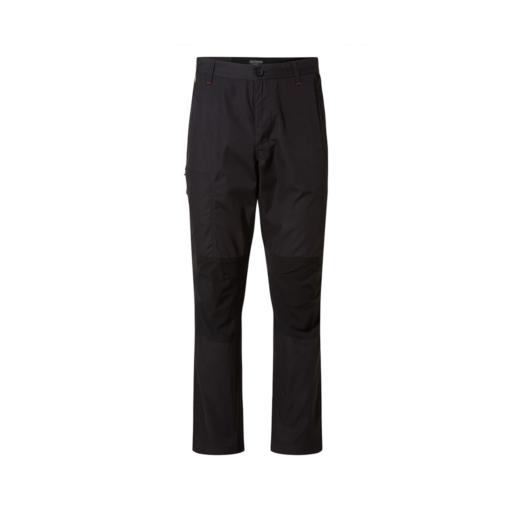 Craghoppers Men's Verve Trousers – Long – Black