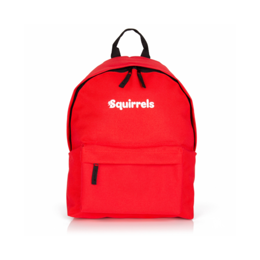 Squirrels Kids Backpack Scouting Gift
